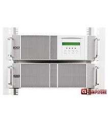 UPS PowerCom VGD--6000A/RM-LCD (ON-LINE UPS, VANGUARD 6000VA, 42000W, RS232 TEL/FAX ,USB COM, AVR-LCD, RACK MOUNT 6U)