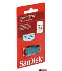 SanDisk 32 GB Cruzer Blade (SDCZ50-032G-B35)