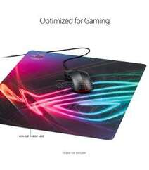ASUS ROG Strix EDGE Gaming Mouse Pad (90MP00T0-B0UA00)