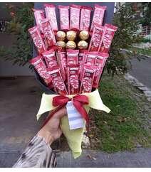 Hədiyyəlik KitKat buket