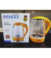 Quicks 3635  elektrikli çaynik