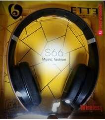 Qulaqlıq ETTE S66 Wireles