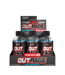 OutRage Extreme Energy Shot