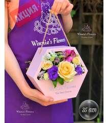 """Winnie's Flowers-in """"Rombik"""" kompliziyası"""