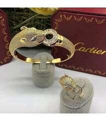 Cartier qolbaq və üzük