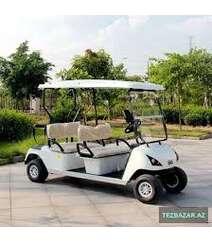 4 yerlik Golf Car kirayəsi