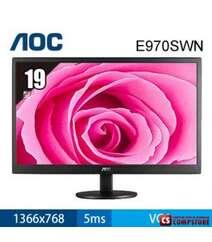 """Monitor AOC 19"""" HD (E970SWN)"""