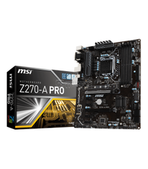 mainboard msi z270 a pro