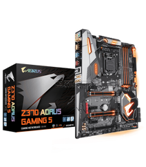 Mainboard Gigabyte Z370 AORUS Ultra Gaming (1151 | DDR4 | CrossFire | USB 3.1 | HDMI | M2 | RGB)