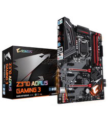 Mainboard Gigabyte Z370 AORUS Gaming 3 (1151 | DDR4 | DVI | USB 3.1 | M2 | HDMI | KillerLan Gigabit)