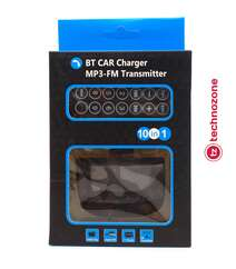 BT CAR Charger MP3 FM modulator