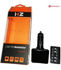 Car FM HZ-H9 Modulator