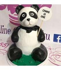 Panda formalı tort 1kq