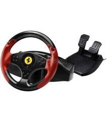 Thrustmaster Ferrari Racing Wheel - Red Legend Edition (PC | For PlayStation)