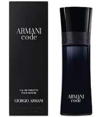Giorgio Armani Code Edt (for Men)-50ml