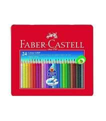 Karandaş 24 Rəngli Akvarel Özəllikli Faber Castell 112423