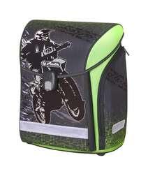 Bel çantası Herlitz Midi Plus Motorcross 4 predmet ilə 50020