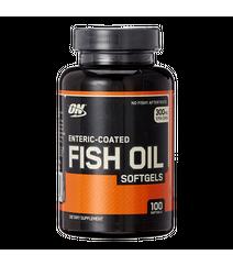 ON Fish Oil 100 capsul