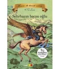 Kliv Luis - Sehrbazın Bacısı Oğlu 1-Ci Kitab
