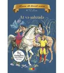 Kliv Luis - At Və Şahzadə 3-Cü Kitab