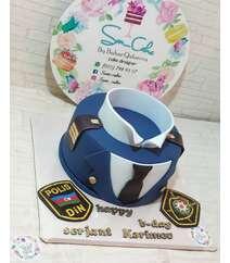 Polis üçün tort 1kq