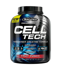 MuscleTech Cell-Tech 2.7 kg