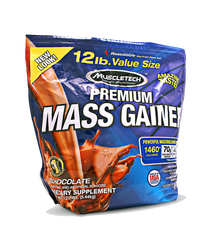 MuscleTech 100% Premium Mass Gainer 5.4 kg