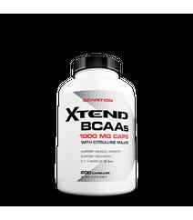 Scivation Xtend BCAA Caps 200 caps