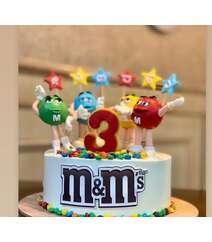 M&M's tortu 1kq
