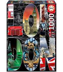 Pazl Educa London 1000 elementli 16786