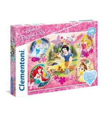 pazl Clementoni Glitter Princes  104 elementli 20134