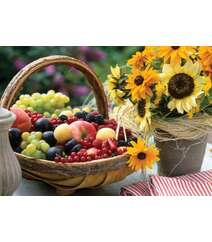 Pazl KS Fruit And Sunflower 3000 elementli 11227