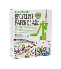Yaradıcılıq dəsti Eureka 3D Recycled Paper Beads  4M 00-04588