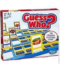 Oyun Hasbro Guess Who C21241271
