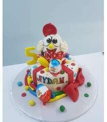 Kinder tortu 1kq