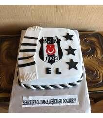 Beşiktaş tortu 1kq