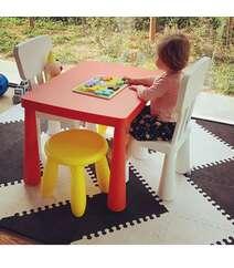 MAMMUT Uşaq masa ve oturacaq dəsti
