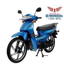 MONDİA SFC 100 model motosiklet