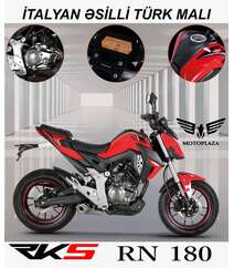 RN 180 model motosiklet
