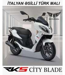 City Blade model motosiklet