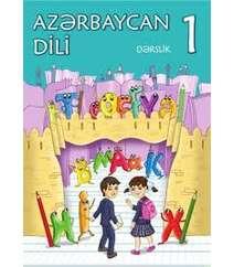 Azərbaycan dili kitabı 1-ci sinif