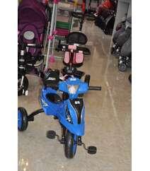 velosiped  üç təkərli (blue bike)