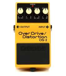 "Pedal ""Boss OS-2"""