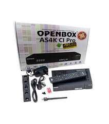 Openbox AS4K CI Pro