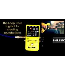 """Nux loop core"" pedal"