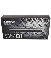 "Mikrofon dəsti ""Shure SM81"""