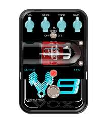 """Vox V8 Distortion"" pedalı"