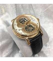 Qol saatı qızılı rəng
