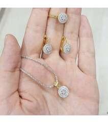 Gümüş zinət əşyaları