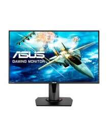 """ASUS Full HD 1080p 144Hz 1ms DP HDMI DVI Göz Baxımı Oyunu LED işıqlı Monitor 27 """"(VG278Q)"""